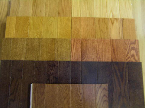 Mullican solid wood flooring