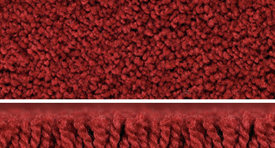 Saxony carpets sample